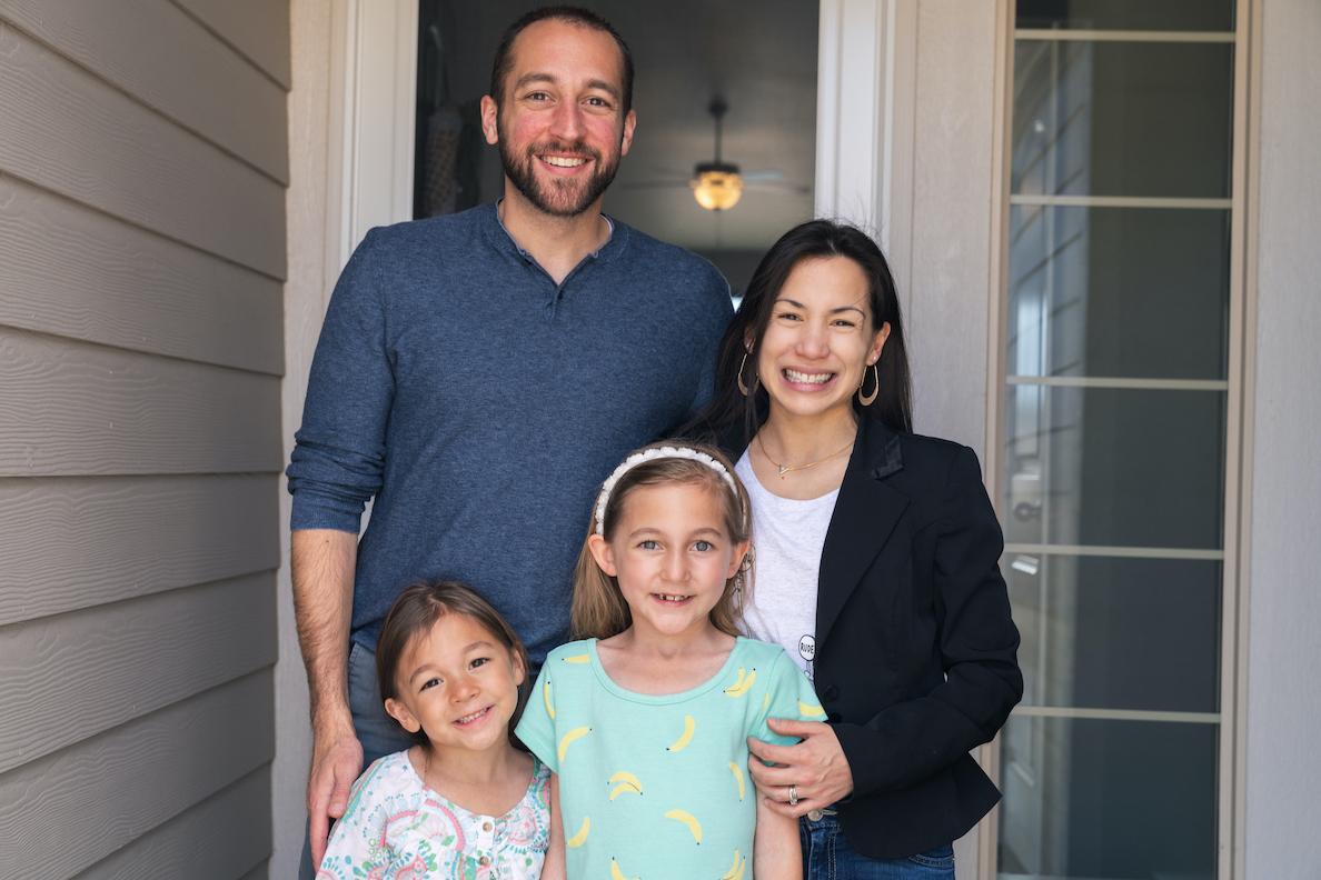 Krycho family, May 2020