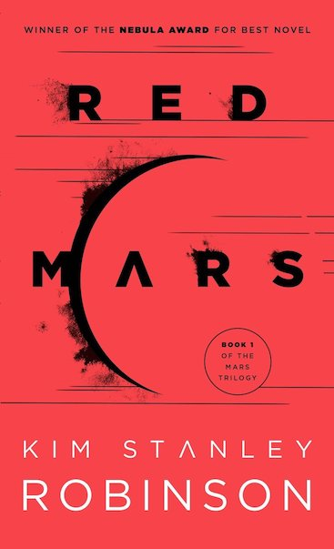 cover for Red Mars